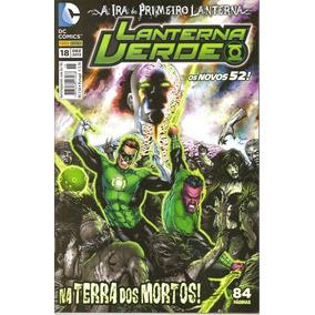 Lanterna Verde Os Novos 52 Nº 18