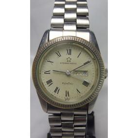 ae8c79749af Relogio Eterna Matic Kontiki Muito - Relógios Antigos e de Coleção ...