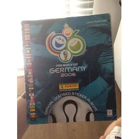 Album Copa Do Mundo 2006 - Semi Completo - Frete Grátis
