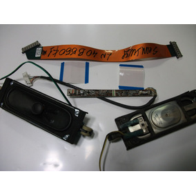 Cabo Flat Sensor Ir Samsung Ln40b550 - Cada- Frete R$ 10,00