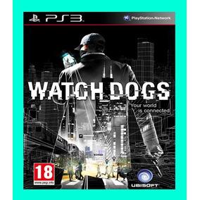 Watch Dogs Ps3 Código Psn Português Original *promoção*