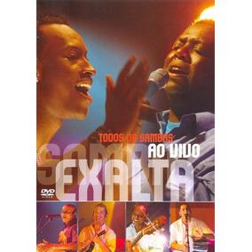 dvd exaltasamba 2012