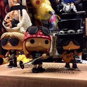 Funko Pop Rock - Guns N Roses - Axl Rose Cantor