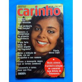 Revista Carinho Nº 16 Fev 1978 Festa Artistas Fotonovelas