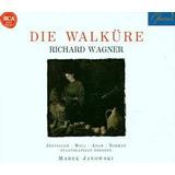 Opera Richard Wagner Die Walkure Caja De 4 Cd Alemán