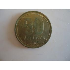 Moeda 50 Centavos Argentinos * Frete Grátis*