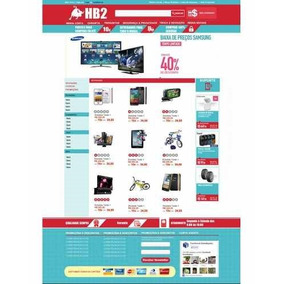 Loja Virtual Hb2 Blue - Informática no Mercado Livre Brasil 2f7a6021c0