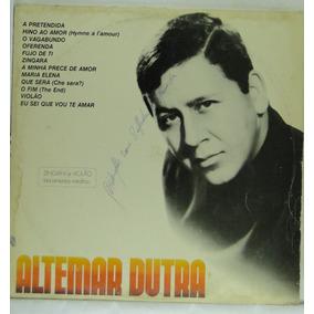 Lp Altemar Dutra - Sucessos Vol.4 - A144
