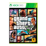 Juego Xbox 360 Game Gta V Ibushak Gaming