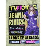 Revista Tvnotas, Jenni Rivera La Diva De La Banda En Español