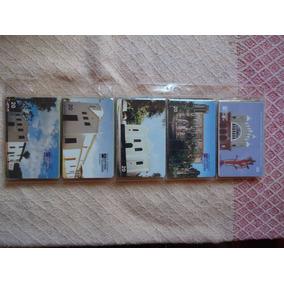Cartões Telefônicos Série Igrejas * Frete Grátis*