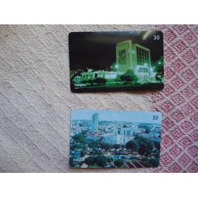 Cartões Telefônicos Série: Anápolis * Frete Grátis*