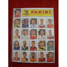 Figurinhas Extras Copa Do Mundo 2014 - Panini