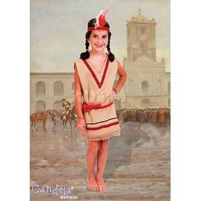 Disfraz De Indio Tehuelches - Disfraces para Infantiles Niñas en ... 03fc0c4aab7