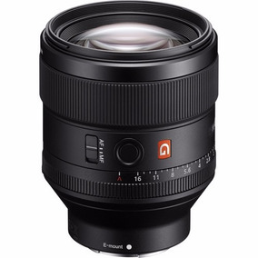 Sony Fe 85mm F/1.4 Gm Lente