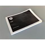 Manual Do Celular/rádio Motorola Nextel