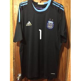 fa8f40844b60f Jersey Portero Diego Pozo Selección Argentina + Pants Regalo
