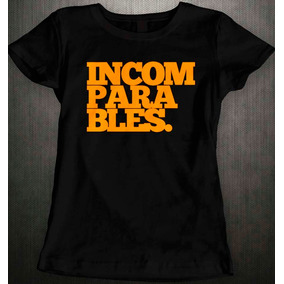 Playera Tigres Incomparable