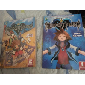 Mangá Kingdom Hearts #1 E #2