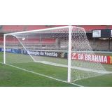 6f74fc9b51 Trave De Futebol De Campo Oficial - Futebol no Mercado Livre Brasil