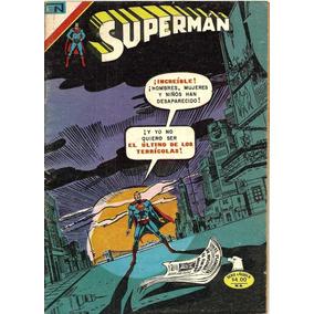 Superman Nº 2-1106 - Año 1977 - Novaro - Serie Aguila