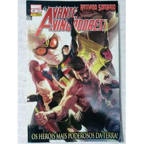 Avante Vingadores ! # Lote ( 1.ª Série ) - Panini
