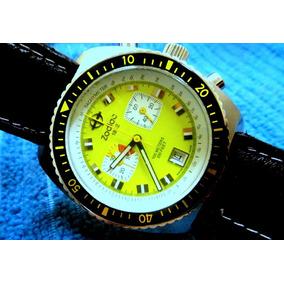 3f70808f031 Relogio Zodiac 1882 Seadragon - Relógios De Pulso no Mercado Livre ...