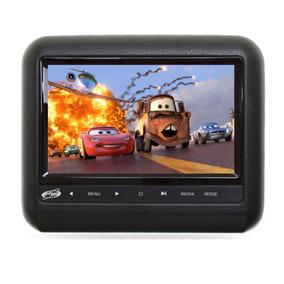 Encosto De Cabeça H-tech Acoplar 7 Pol Com Dvd