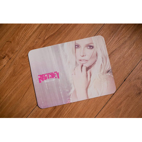 Britney Spears Mouse Pad