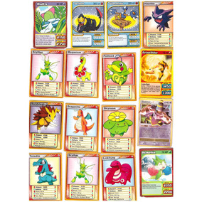 41 Cartões Pokémon - Card Game - Lote 11