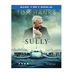 Blu Ray Sully - O Herói Do Rio Hudson - Blu Ray Dub/leg+ Dvd