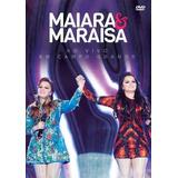 Dvd Maiara & Maraísa-ao Vivo Em Campo Grande