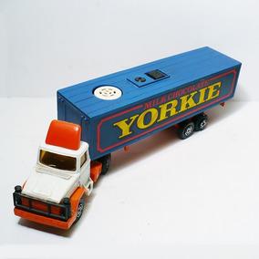 Corgi Tronics Truck Articulated Yorkie Sound Controlled Auto