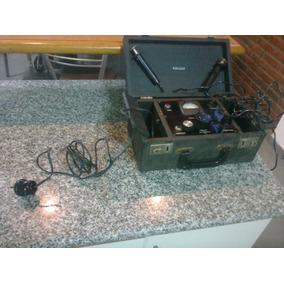 Aparato De Electroshock Antiguo