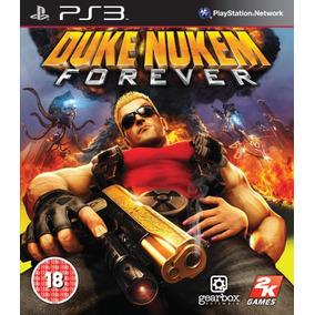 Duke Nukem Forever Ps3 - Original Novo!!!