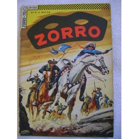 Zorro No.70 Fev 68 Ebal Ótimo Leia Descrições