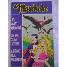 Mandrake Nº 214 Ano 74 Rge Lindo!