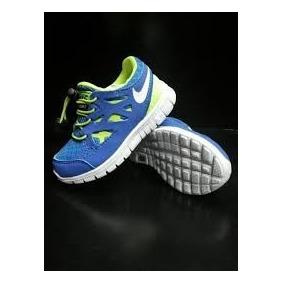 baf05944af5 Gomas Nike Free Para Niños En Su Caja De 32 Y 33. Nuevas.