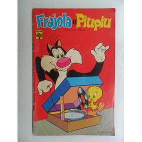 Frajola E Piupiu Nº 6! Mai 1976! Editora Abril!
