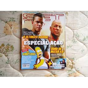 Revista Set Agosto De 2007 * Frete Grátis*