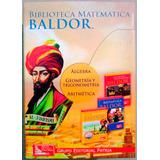 Álgebra De Baldor - Biblioteca Baldor 3 Tomos - Grupo Patria