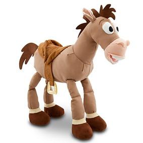 Bala No Alvo Cavalo Do Woody E Jessie 45 Cm Toy Story Disney