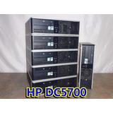 Core Duo Hp Dc-5700 / 2giga/ 80gb / 8 Usb