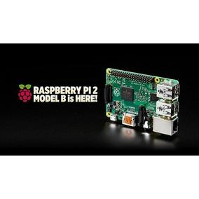 Raspberry Pi 2 Model B C/ Arm Cortex-a7 Cpu