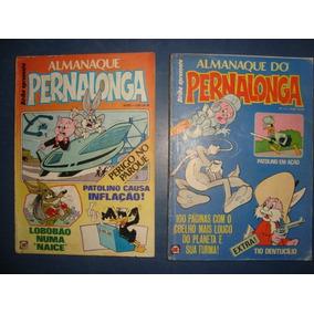 Almanaque Do Pernalonga - Lote C/ Nºs 14 E 15 - Ler Anuncio