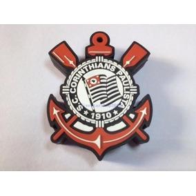Pen Drive 8gb Personalizado Corinthians - Emborrachado 18f6c8cbfac3f