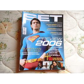 Revista Set Janeiro De 2006 * Frete Grátis*