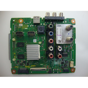 Placa Principal Tv Led Panasonic Tc-39a400b. Nova
