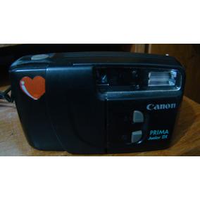 Camera Fotográfica Canon Prima Junior Dx Funcionando