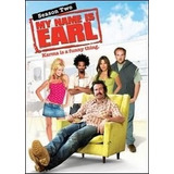My Name Is Earl - 2 Temporada ( Box 4 Dvd ) Jason Lee (novo)